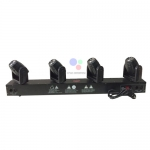 Moving LED 4x10w 4in1