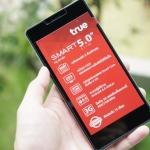 เปลี่ยนจอชุด True Smart 5.0