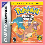 Pokémon FireRed Version for Nintendo Game Boy Advance (US)