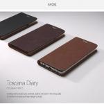 Zenus : Avoc Toscana Diary Flip Cover Kickstand Case For Galaxy Note 5