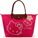 BT12002 กระเป๋าถือ Hello Kitty Size L