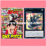 V Jump Magazine 2/2013 + VJMP-JP074 : Number 106: Giant Hand / Numbers 106: Huge Rock Palm - Giant Hand (Ultra Rare)