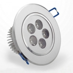 LED Downlight 5W - กลม