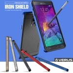VERUS : Metal Frame Case Iron Shield Cover For Galaxy Note 4