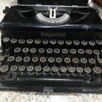 เครื่องพิมพ์ดีดimper[al รหัส25959im