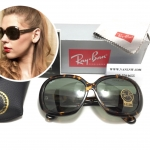 แว่นกันแดด RayBan RB 4098 Jackie OHH II 710/71 3N <กระ>