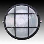 โคมไฟผนังนอกบ้าน SL-10-1102-BK-L