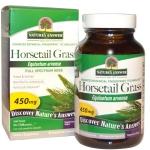 Nature's Answer, Horsetail Grass, 450 mg, 90 Veggie Caps