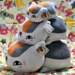 ตุ๊กตาเนียนโกะเซ็นเซย์ ท่านอน มีให้เลือก 3 ขนาด