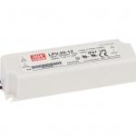 Meanwell LED Driver LPV 20-12/24 IP67