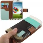 Case เคส แบบซองหนัง Samsung Galaxy S 4 IV (i9500)