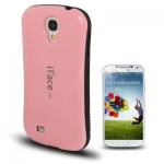 เคส iFace (TPU + Plastic) Samsung GALAXY S4 IV (i9500) สีชมพูอ่อน