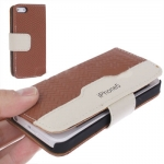Case เคส Straw Mat iPhone 5 (Brown)