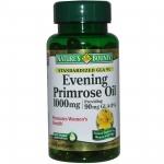 Nature's Bounty Evening Primrose Oil 1000mg,