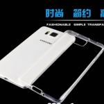 (370-048)เคสมือถือซัมซุง Case Samsung Galaxy Alpha เคสนิ่มใสแฟชั่นแบบบาง