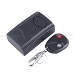 2 x Special Door/Window Shock Sensor with Remote Control