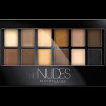 ++ Pre-order ++ Maybelline Expert Wear Eyeshadow Palette สี Nudes