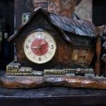 นาฬิกาปลุก tokyo clocks ปี 1943 รหัส231159tc