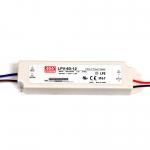 Meanwell LED Driver LPV 60-12/24 IP67