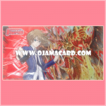 VG Fighter's Rubber Play Mat Collection Vol.02 - Toshiki Kai