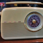 วิทยุทรานซิสเตอร์bush Great Britain (UK) ปี1997รหัส261158br