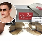RB 3025 AVIATOR LARGE METAL 001/51 58-14 2N