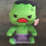 ตุ๊กตาฮัก Hulk ขนาด 14 นิ้ว ลิขสิทธิ์แท้