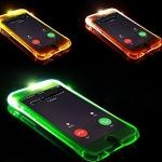 (502-001)เคสมือถือซัมซุง Case Samsung A9 Pro เคสนิ่มใสสไตล์กันกระแทก Flash LED