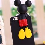 (พร้อมส่ง)เคสมือถือไอโฟน case iphone 6Plus/6S Plus เคสนิ่ม Hello 3D การ์ตูนน่ารักๆ