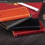 (438-002)เคสมือถือไอโฟน5c Case iPhone5C เคสพลาสติกสไตล์สมุดเปิดข้าง ELITE SERIES CORIUM