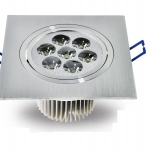 LED Down light 7x1