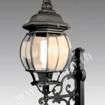 โคมไฟผนังนอกบ้าน SL-10-5003DT-BK-L