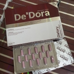 De' Dora ดีโดร่า ซันบล็อค อนุพันธุ์วิตามินกันแดด