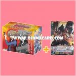VG Fighter's Clear Deck Holder Collection Vol.01 : Toshiki Kai & Perdition Dragon, Vortex Dragonewt + PR/0211TH : มังกรหายนะ, วิคเซียส•ดราก้อน (Perdition Dragon, Vicious Dragon)
