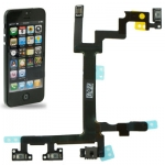 Power Button Volume and Silent Switch Keypad iPhone 5