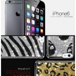 Dreamplus : Persian Safari Crystal Cubic Case Cover for Apple iPhone 6 (4.7inch)