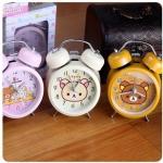 นาฬิกาปลุก Rilakkuma Alarm Clock (ซื้อ 3 ชิ้น ราคาส่ง 250 บาท/ชิ้น)
