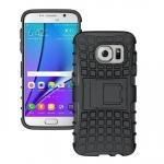 (002-121)เคสมือถือซัมซุง Case Samsung Galaxy S7 เคสนิ่มกันกระแทกแบบประกบสองชิ้นสุดฮิตขอบสี