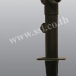 โคมไฟปักดิน,โคฝังพื้น SL-12-4001-BK