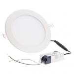 LED Downlight Panel 12W-กลม