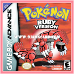 Pokémon Ruby Version for Nintendo Game Boy Advance (US)