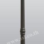 โคมไฟหัวเสาสนามนอกบ้าน SL-11-5002LF-BK