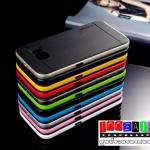 (152-311)เคสมือถือซัมซุง Case Samsung S6 edge เคสนิ่มขอบพลาสติก