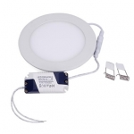 LED Downlight Panel 9W-กลม