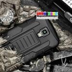 (002-017)เคสมือถือซัมซุงกาแล็คซี่เอส Samsung Case S4 เคสกันกระแทกแบบเหน็บเอว