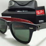 RB2140 Wayfarer MANIA 50mm-54mm<แดง>