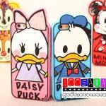 (152-1072)เคสมือถือไอโฟน case iphone 6 Plus ดิสนีย์กราฟฟิตี