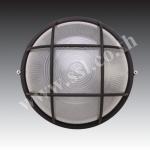 โคมไฟผนังนอกบ้าน SL-10-1102-BK-S