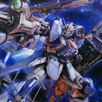MG 1/100 (6609) Duel Gundam Assault Shroud
