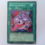 SDZW-EN026 : Pot of Avarice (Common) - Used